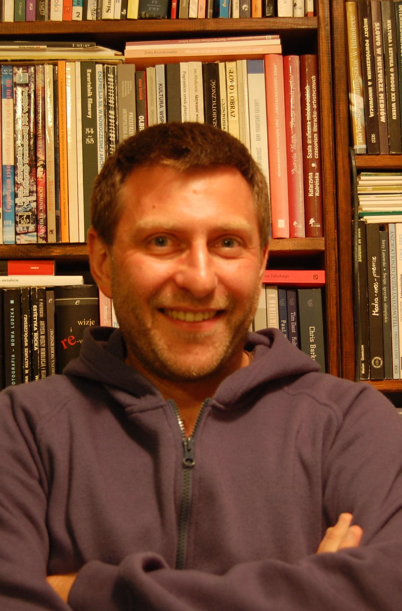 Michał Lachman foto